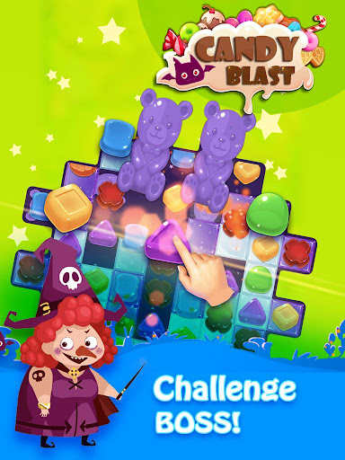 Candy Blast - 2020 Free Match 3 Games apkpoly screenshots 16