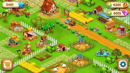Paradise Hay Farm Island MOD Apk 3.3 (Free Shopping) 1