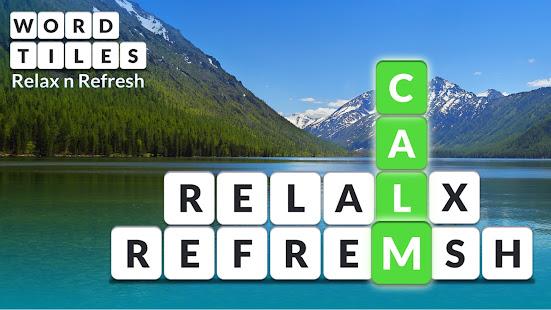 Word Tiles: Relax n Refresh 21.0908.00 screenshots 1