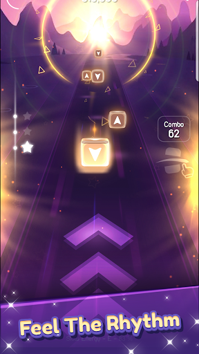 Dancing Blade: Slicing EDM Rhythm Game 1.2.5 Screenshots 8