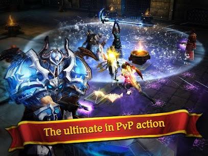 Clash for Dawn: Guild War v1.8.9 [Unlimited] Cheat Mod Apk Download – Damage Hack **2021 NEW 2
