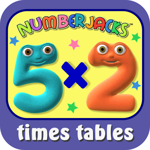 Times Tables - Numberjacks For PC Windows (7, 8, 10 and 10x) & Mac Computer