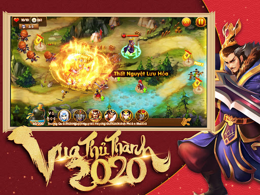 Tam Anh Thu1ee7 Thu00e0nh - Danh Tu01b0u1edbng Thiu00ean Hu1ea1  screenshots 6