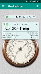 Accurate Barometer [Pro] APK 1