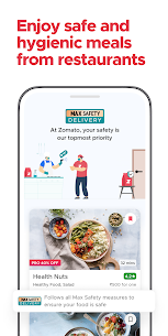 Free Zomato – Online Food Delivery  Restaurant Reviews Apk Download 2021 4