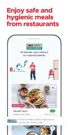 Zomato - Online Food Delivery & Restaurant Reviewsのおすすめ画像4