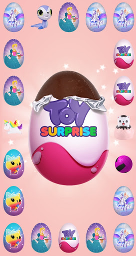 Surprise Eggs Classic modiapk screenshots 1