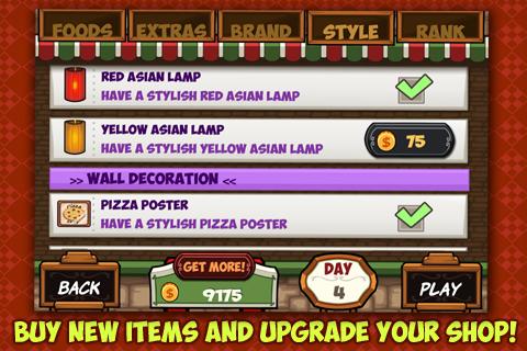 My Pizza Shop - Italian Pizzeria Management Game  Screenshots 2