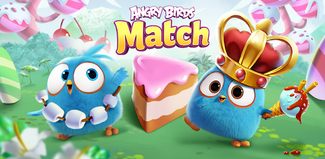 angry birds match 3 hack