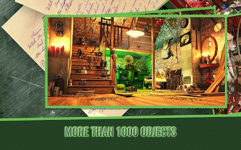 Hidden Object Haunted House of Fear – Mystery Game 2.8 Latest MOD Updated 3