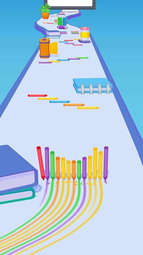 Pencil Rush apkpoly screenshots 2