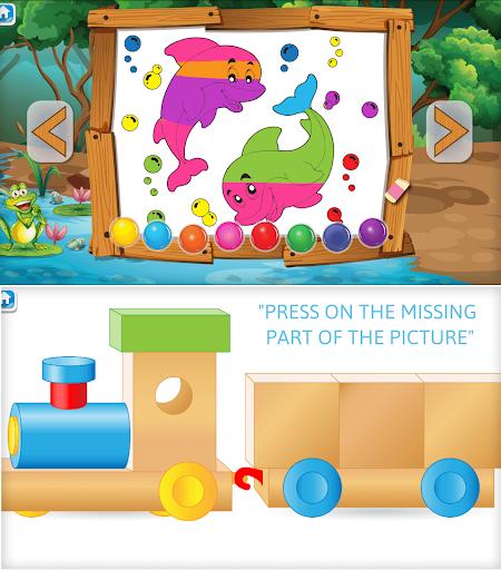 Kids Educational Games: Preschool and Kindergarten  screenshots 1