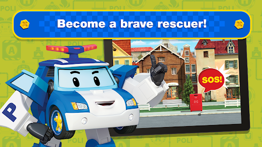 Robocar Poli Games: Kids Games for Boys and Girls 1.5.5 screenshots 2