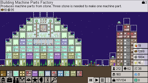 The Final Earth 2 - Sci-Fi City Builder  screenshots 9
