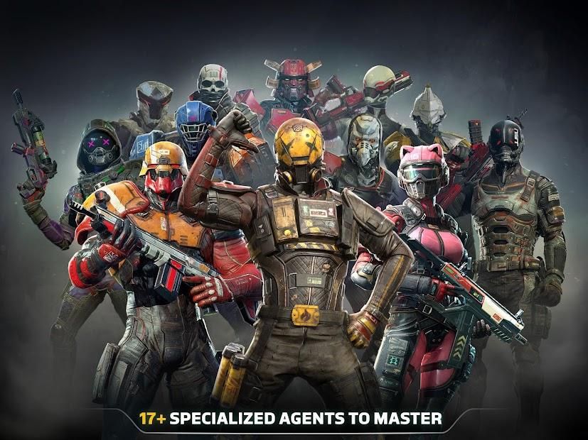 Modern Combat Versus: New Online Multiplayer FPS screenshot 13