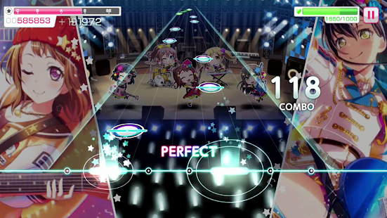 BanG Dream! Girls Band Party! Screenshot