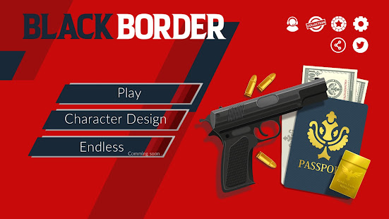 Black Border (Demo): Border Patrol Simulator Game 1.0.65 screenshots 9