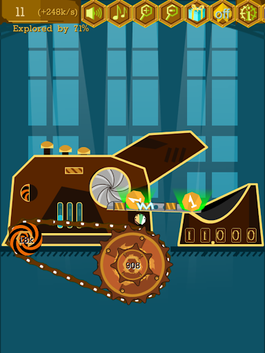 Steampunk Idle Spinner: Coin Factory Machines 1.9.3 screenshots 10