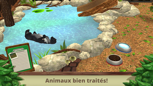 Pet World - WildLife America - jeu d'animaux APK MOD – Pièces Illimitées (Astuce) screenshots hack proof 2
