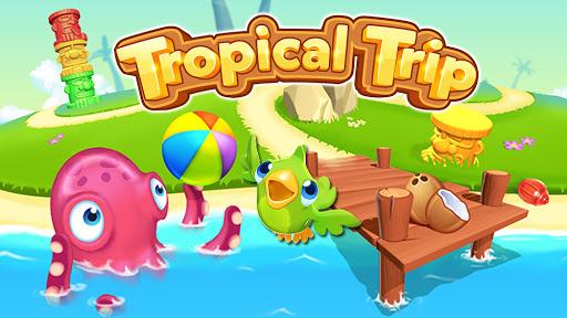 Tropical Trip - Match 3 Game  screenshots 7