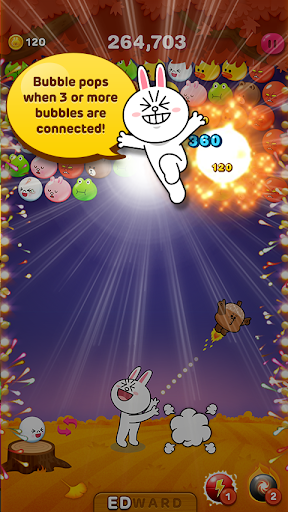 LINE Bubble! 2.19.0.2 screenshots 2