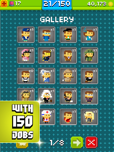 Pixel People 4.4 screenshots 13