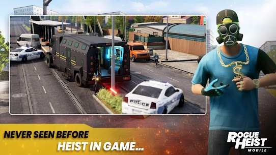 Rogue Heist APK Download For Android 4