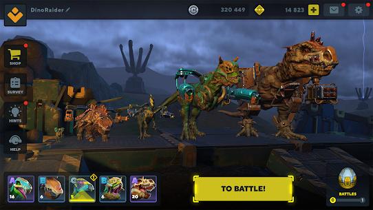 Dino Squad: TPS Dinosaur Shooter 6