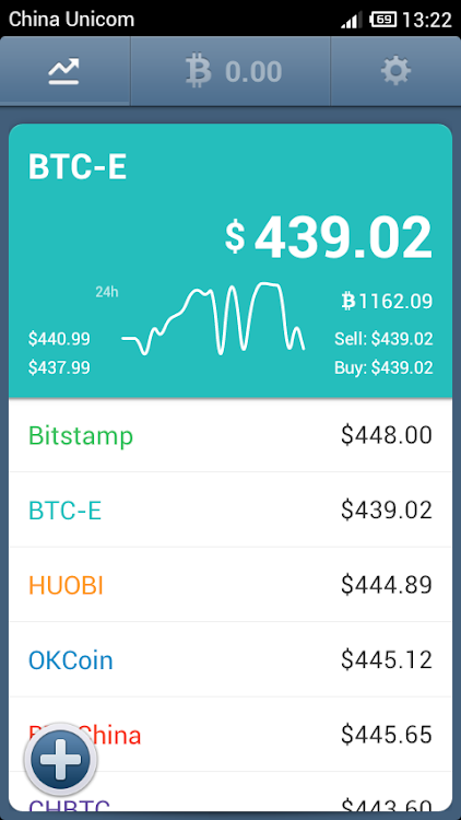 bither bitcoin wallet