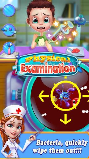 ud83dudc68u200du2695ufe0fud83dudc69u200du2695ufe0fSuper Doctor -Body Examination 2.6.5052 screenshots 18