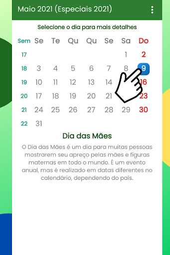 Calendu00e1rio Brasil 2021 Gru00e1tis android2mod screenshots 6