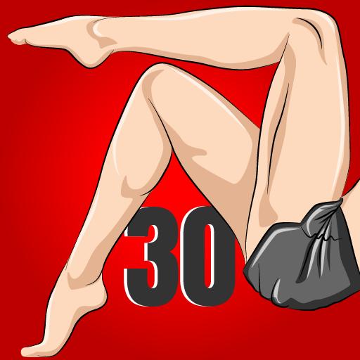 Leg, Thigh, Quad Workouts icon