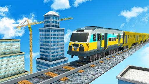 Impossible Euro Train Simulator Free 1.5 Screenshots 8