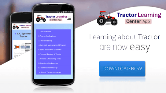 Tractor Learning Center  For Pc 2021 (Download On Windows 7, 8, 10 And Mac) 1