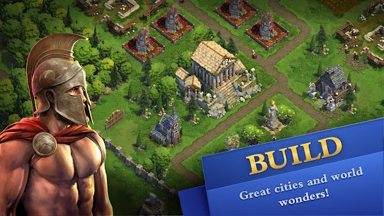 DomiNations Mod Apk (Unlimited Gold/Food/Oil) 1