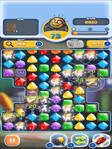 Jewelry King : ZOMBIE DUMB 1.2.3 screenshots 3