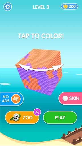 Code Triche Toy Paint apk mod screenshots 1