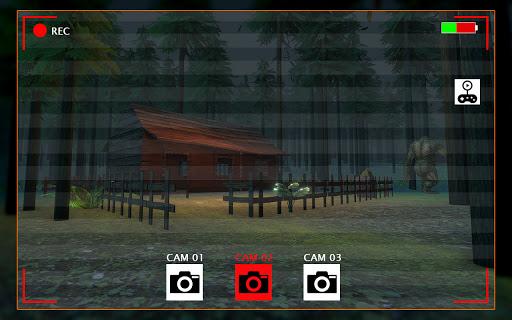 Bigfoot Monster Hunting: Forest Survival Adventure  screenshots 2