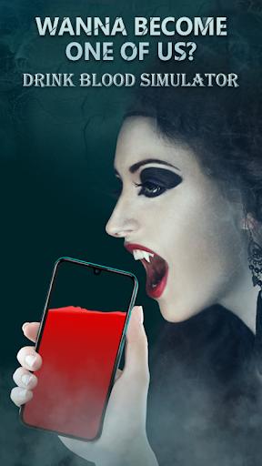 Vampires Drink Blood Simulator Apkfinish screenshots 2