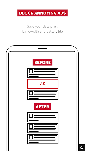 Adblock Plus for Samsung Internet - Browse safe. 1.2.1 Screenshots 11