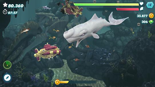 Hungry Shark Evolution MOD APK 8.5.28 4