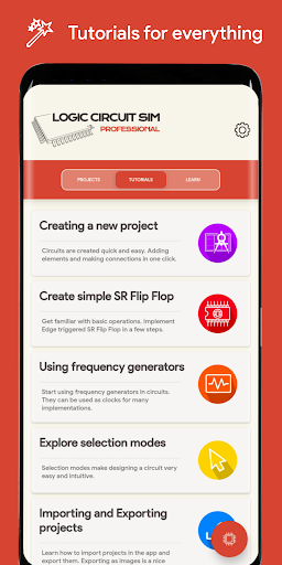 Logic Circuit Simulator Pro android2mod screenshots 4