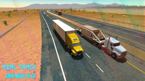 Real Track Driver 2.0 Mod Apk