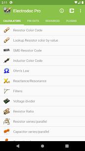 Electrodoc Pro Apk 5.1 (Extra Mod/Paid) 1