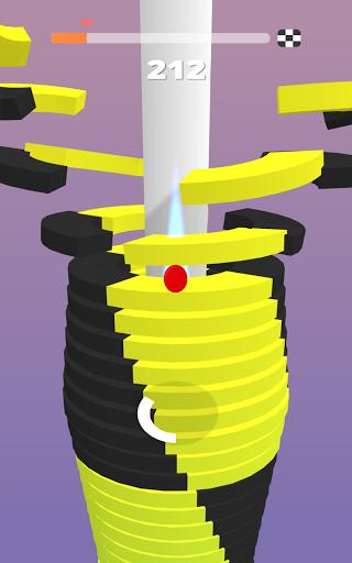 Helix Stack Blast 3D u2013 Smash Jump Ball Tower Fall 1.0.5 screenshots 10