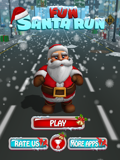 Fun Santa Run - Christmas Runner Adventure 2.7 screenshots 11
