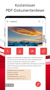PDF Viewer - PDF Reader Kostenlos Android Deutsch Screenshot