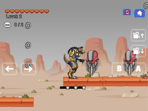 Robot Werewolf Toy Robot War 2.5 screenshots 12