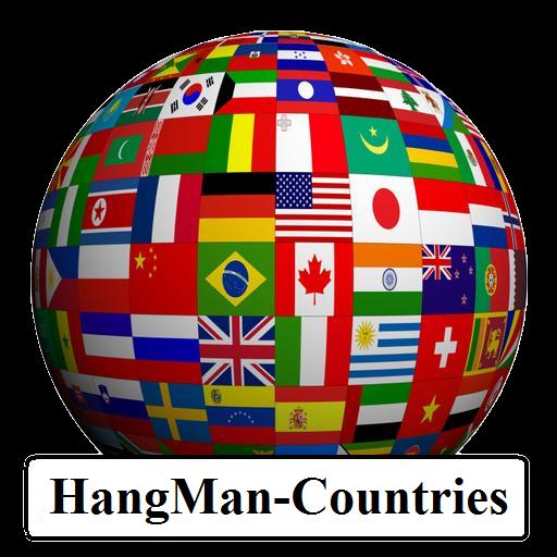 HangMan-Countries For PC Windows (7, 8, 10 and 10x) & Mac Computer