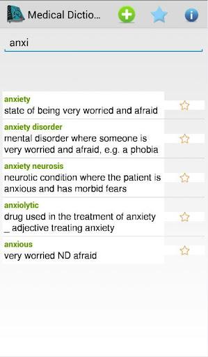 Medical Dictionary Offline  Screenshots 3